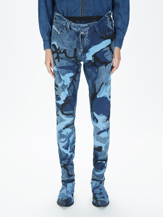 Diesel - SOPKN01, Blu Mélange - Jeans - Image 3