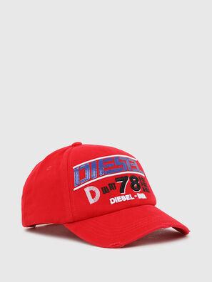 C-BRAVE, Rosso - Cappelli
