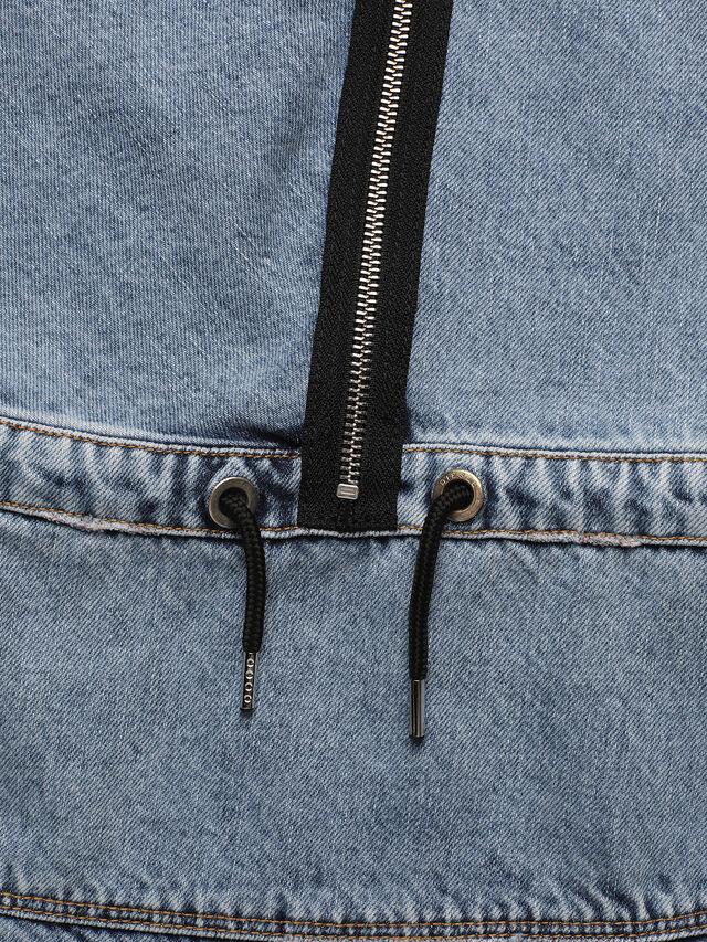 Diesel - DELFYD, Blu Jeans - Vestiti - Image 4