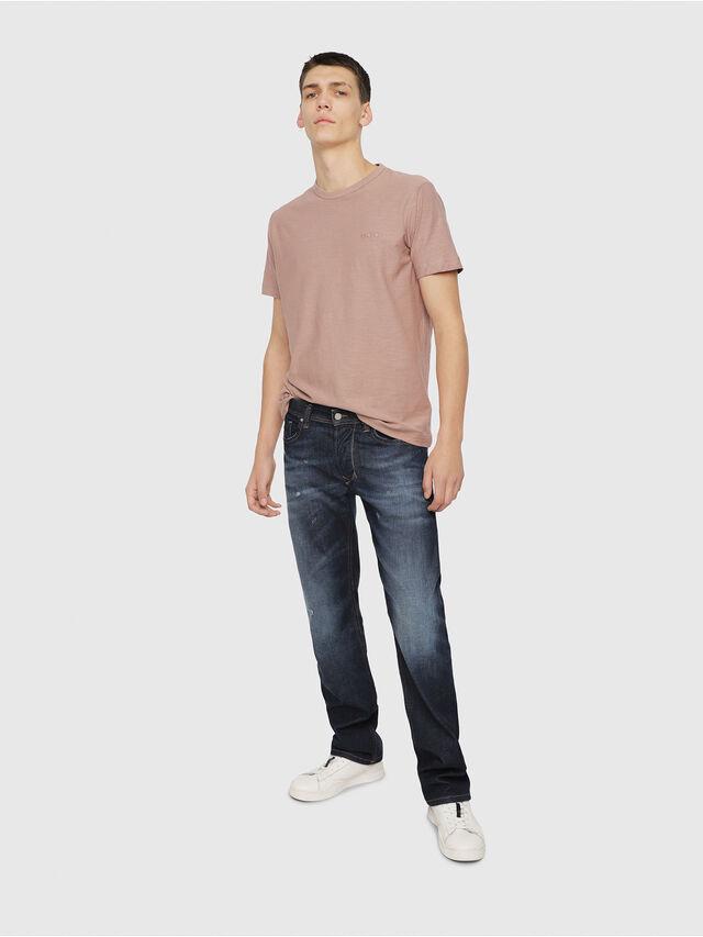 Diesel - Larkee 087AN, Blu medio - Jeans - Image 4