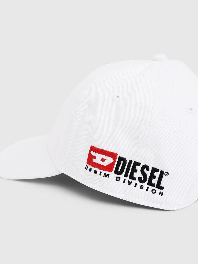Diesel - CEDIVIS, Bianco - Cappelli - Image 3