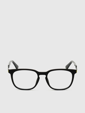 DL5349, Nero/Verde - Occhiali da vista
