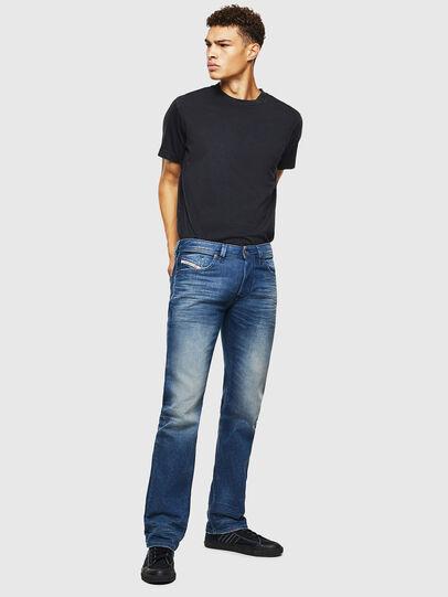 Diesel - Larkee 0090D, Blu medio - Jeans - Image 6