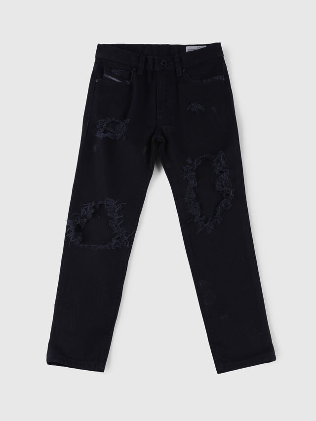 Diesel - MHARKY-J, Nero Jeans - Jeans - Image 1