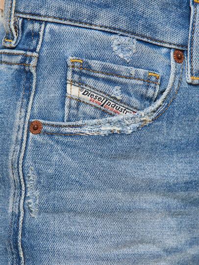 Diesel - D-Joy 009EU, Blu Chiaro - Jeans - Image 5