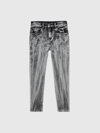 Diesel - D-SLANDY-HIGH-J, Nero - Jeans - Image 1