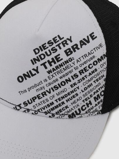 Diesel - FMESH, Bianco - Altri Accessori - Image 3