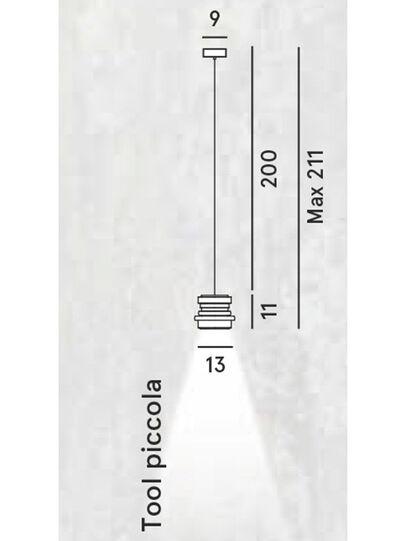 Diesel - TOOL PICCOLA SOSP,  - Lampade a Sospensione - Image 2
