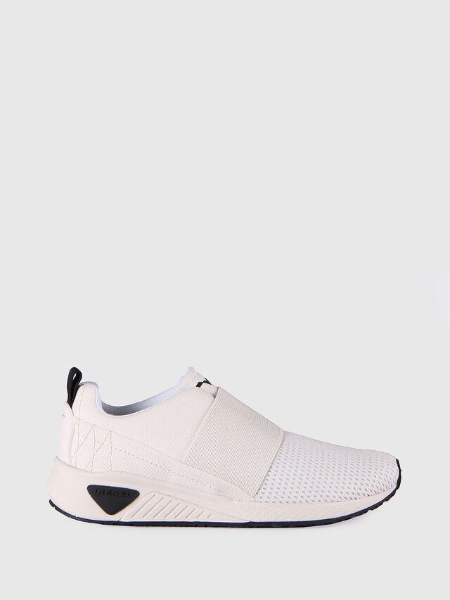 Diesel - S-KB ELASTIC, Bianco - Sneakers - Image 1