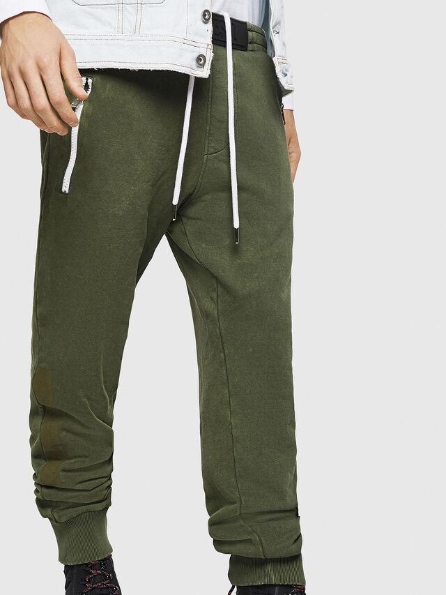 Diesel - P-TA, Verde Scuro - Pantaloni - Image 4