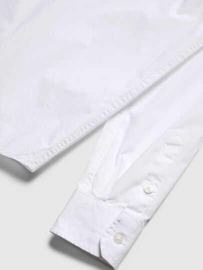 Diesel - CSBILL, Bianco - Camicie - Image 5