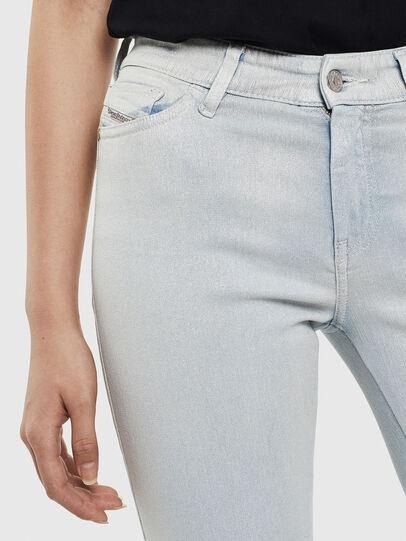 Diesel - Slandy 0099W, Blu Chiaro - Jeans - Image 3