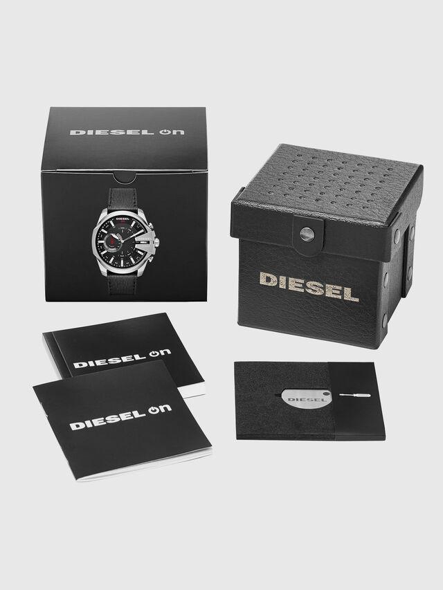 Diesel - DT1010, Nero - Smartwatches - Image 4