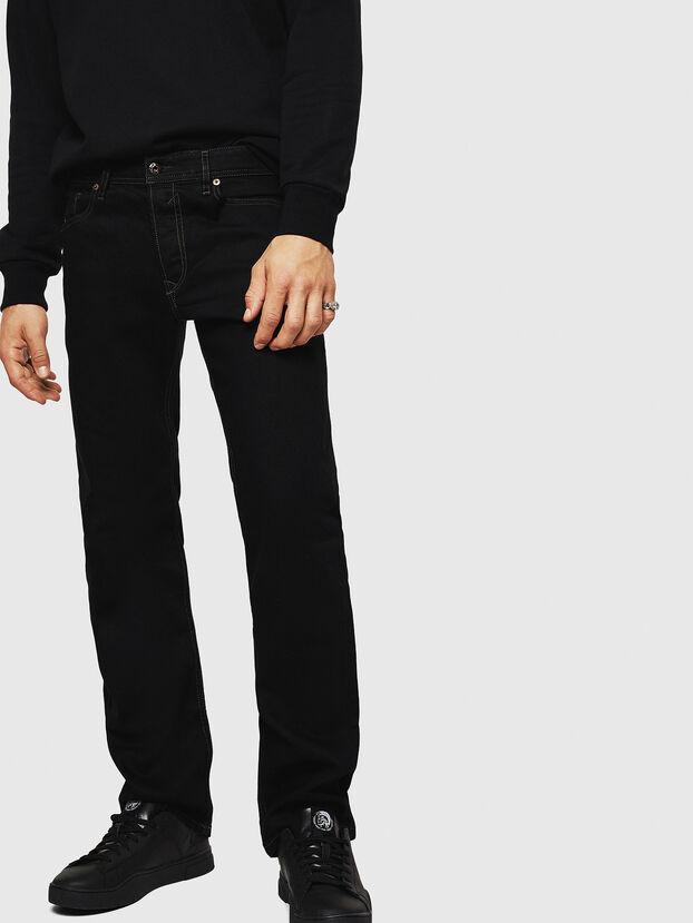 Waykee 0886Z, Nero/Grigio scuro - Jeans