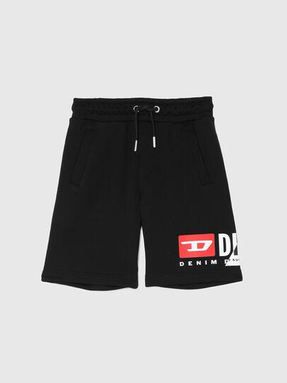 Diesel - PSHORTCUTY, Nero - Shorts - Image 1