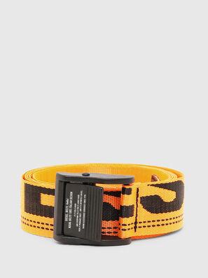 B-MASER, Arancione - Cinture