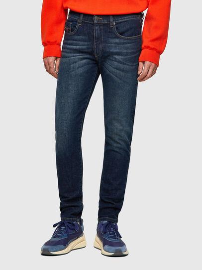 Diesel - D-Strukt 009HN, Blu Scuro - Jeans - Image 1