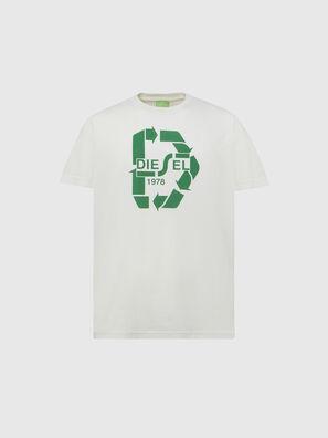 T-DIEGOS-N23, Bianco - T-Shirts