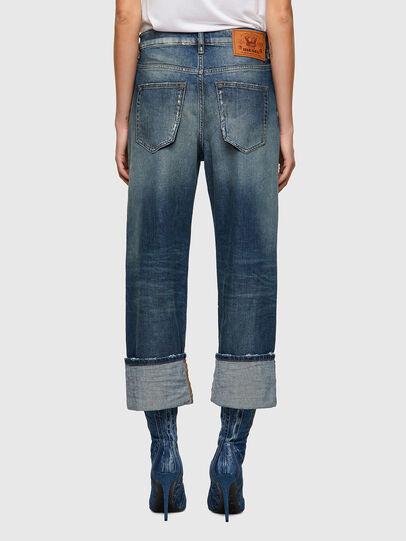 Diesel - D-Reggy 009UA, Blu Scuro - Jeans - Image 2