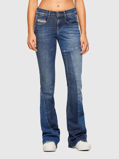 Diesel - D-Ebbey 009NP, Blu medio - Jeans - Image 1