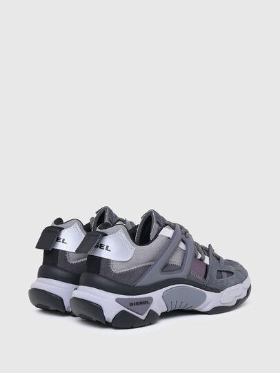 Diesel - S-KIPPER LOW TREK II, Grigio - Sneakers - Image 3