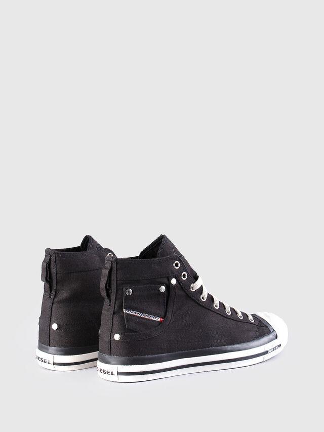 Diesel - EXPOSURE, Nero - Sneakers - Image 2