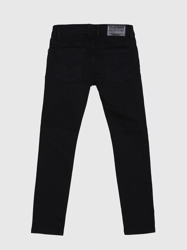 Diesel - SLEENKER-J-N, Nero Jeans - Jeans - Image 2