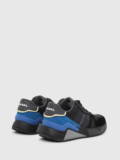 Diesel - S-BRENTHA FLOW, Nero/Blu - Sneakers - Image 3
