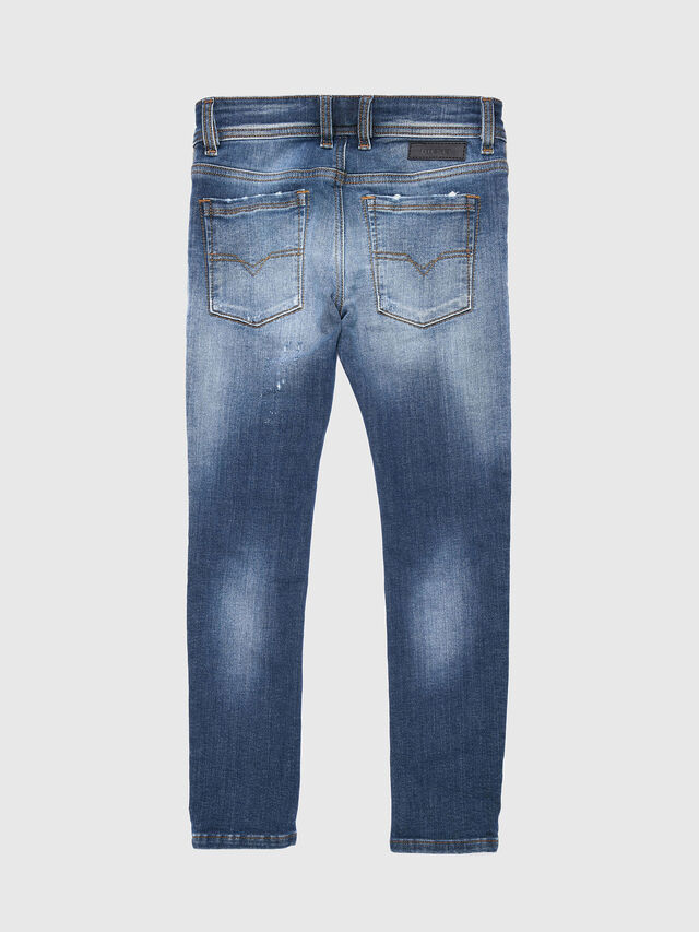 Diesel - SLEENKER-J-N JOGGJEANS, Blu Jeans - Jeans - Image 2