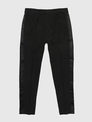 PMAKY, Nero - Pantaloni