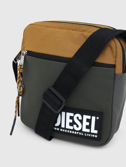 Diesel - VERTYO, Verde Militare - Borse a tracolla - Image 5