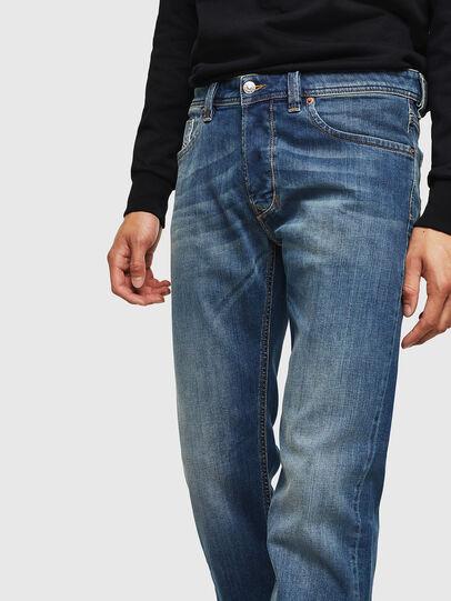 Diesel - Larkee 083AA, Blu medio - Jeans - Image 3