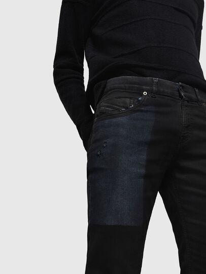 Diesel - TYPE-2813FS-NE, Blu Scuro - Jeans - Image 3