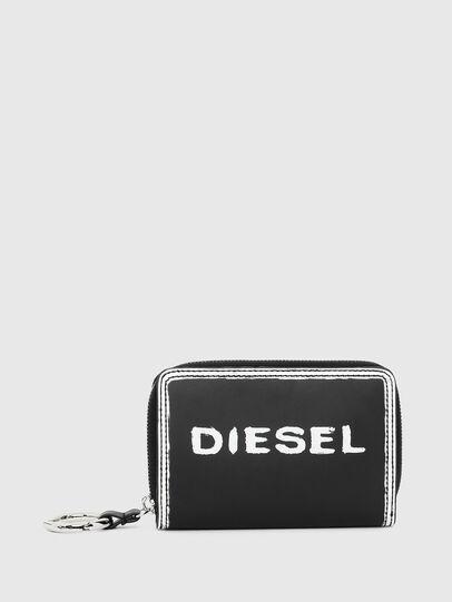 Diesel - BUSINESS II, Nero/Bianco - Portafogli Piccoli - Image 1