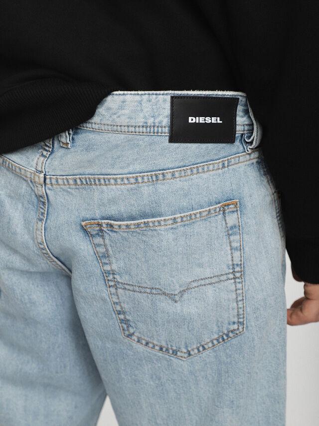 Diesel KEESHORT, Blu Chiaro - Shorts - Image 3