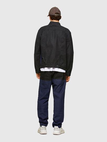 Diesel - D-Azerr JoggJeans® 0DDAY, Blu Scuro - Jeans - Image 6
