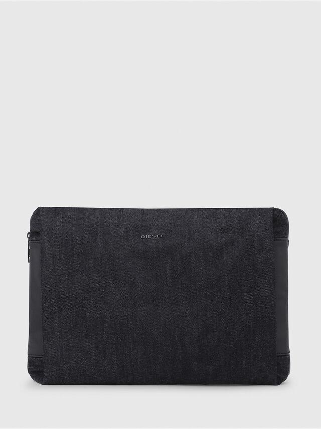 Diesel - D-SUBTORYAL CLUTCH, Blu Jeans - Pochette - Image 1