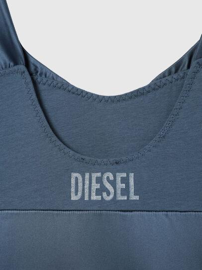 Diesel - UFPT-DILLY-SAT, Blu - Vestaglie - Image 4