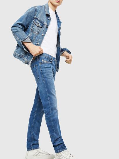Diesel - Buster 083AX, Blu Chiaro - Jeans - Image 5