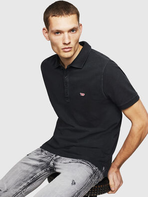 T-NIGHT-NEW, Nero - Polo
