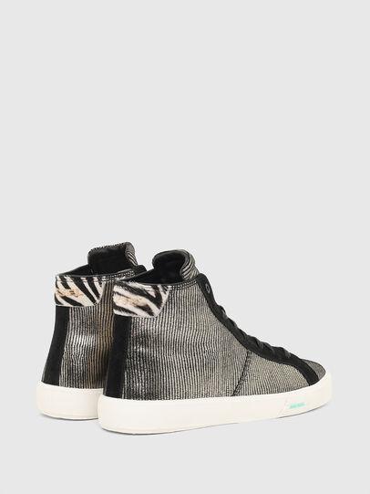 Diesel - S-MYDORI MC W, Grigio/Nero - Sneakers - Image 3