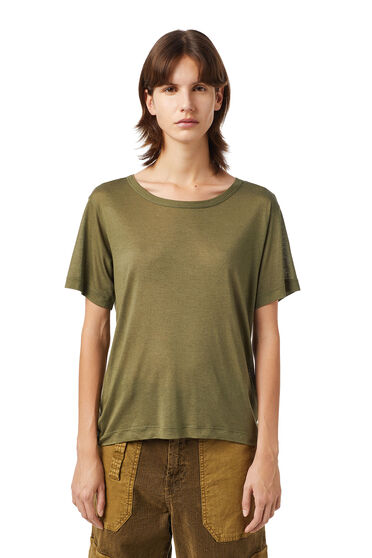 Top Green Label boxy fit