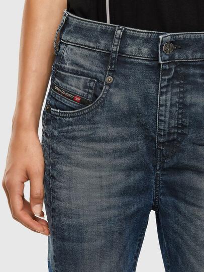 Diesel - Fayza JoggJeans 069PD, Blu Scuro - Jeans - Image 3