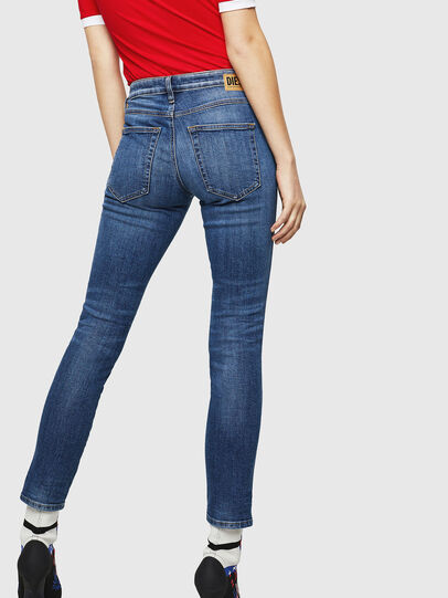Diesel - Babhila 069FZ, Blu medio - Jeans - Image 2