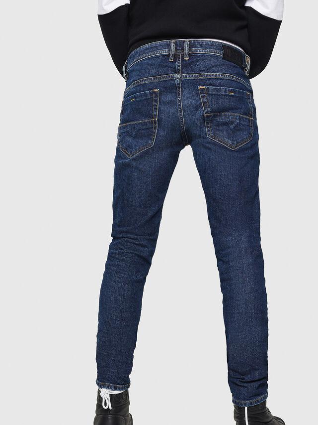 Diesel - Thommer 0890E, Blu medio - Jeans - Image 3