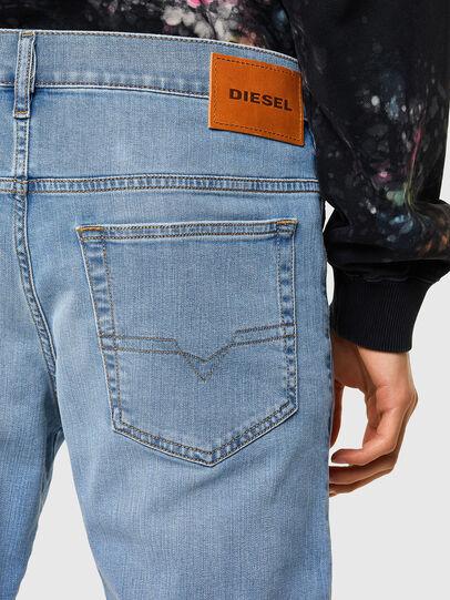 Diesel - D-Yennox 009NX, Blu Chiaro - Jeans - Image 3