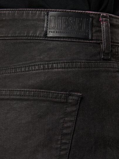 Diesel - D-Joy 009DU, Nero/Rosa - Jeans - Image 5