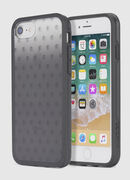 MOHICAN HEAD DOTS BLACK IPHONE 8 PLUS/7 PLUS/6s PLUS/6 PLUS CASE, Nero - Cover