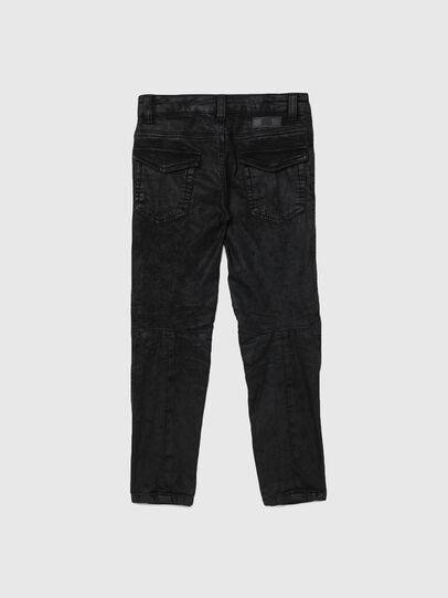 Diesel - D-DERROT-SP-J JOGGJEANS, Nero - Jeans - Image 2