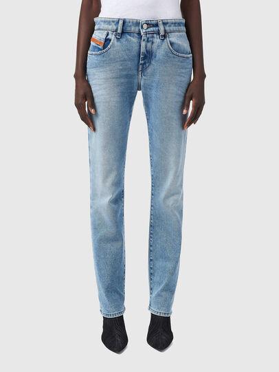 Diesel - D-Lyla 09B14, Blu Chiaro - Jeans - Image 1